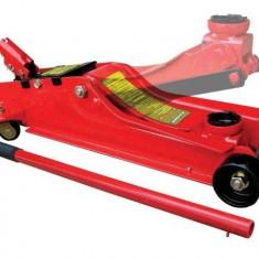 Cric hidraulic tip crocodil ridicare 85-380 mm 2 tone Raider Power Tools