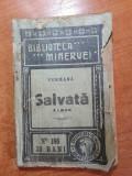 Biblioteca minervei -salvata ! - roman - din anul 1914