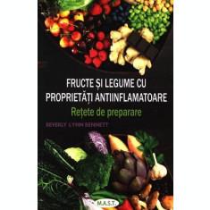 Fructe și legume cu proprietăți antiinflamatoare