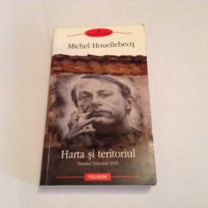 HARTA SI TERITORIUL , MICHEL HOUELLEBECQ-RF15/3