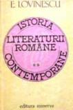 Istoria literaturii romane contemporane, vol. 2