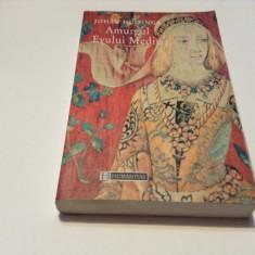 Amurgul evului mediu- JOHAN Huizinga--RF14/4, Alta editura