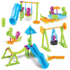 Set STEM - Parcul de distractii PlayLearn Toys, Learning Resources