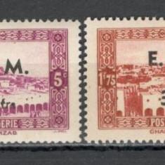 Algeria.1943 Marci ptr. telegraf-supr.  SX.228
