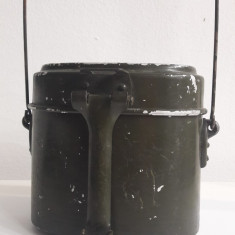 gamela militara veche