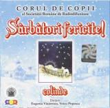 CD Corul De Copii al Societății Române de Radiodifuziune – Sărbători Fericite!