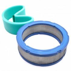 Luft-filter-set pentru briggs & stratton 392642, 394018, 5050b u.a., 394018, 392642