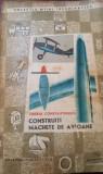 CONSTRUITI MACHETE DE AVIOANE Tiberiu Constantinescu CU PLANSE !!!!!