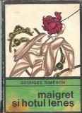 Maigret si hotul lenes - Georges Simeon / colectia Enigma