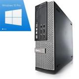 PC Refurbished Dell Optiplex 990 SFF, Core i5-2400, Win 10 Pro