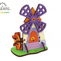 Puzzle din lemn Moara
