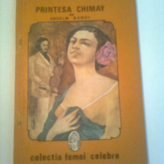 PRINTESA CHIMAY  ~ ANSELM BANDY - COLECTIA FEMEI CELEBRE