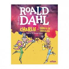Charlie Si Fabrica De Ciocolata (Roald Dahl) 2019 S