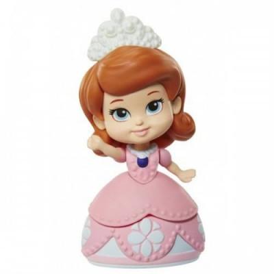 Figurina JAKKS Papusa mini 8 cm Sofia Intai Roz foto