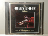 Miles Davis - Retrospective (1987/Dejavu/Swiss) - CD ORIGINAL/stare: Perfecta
