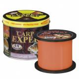 Fir Carp Expert UV Fluo- Orange 1000m Cutie Metalica (Diametru fir: 0.50 mm)