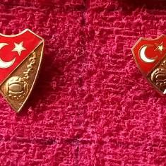 Lot 2 insigne fotbal - Federatia de Fotbal din TURCIA