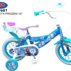 """Bicicleta 12"""" Frozen, Toimsa"""