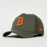 Cumpara ieftin Sapca New Era Trucker Detroit Tigers Sherpa - Cod 787841423434