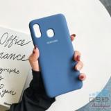 Husa Samsung Galaxy A20 / A30 Silicon Albastra