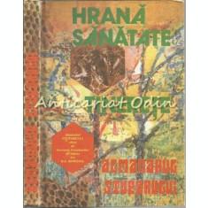 Hrana Sanatate Tinerete - Almanahul Stuparului 1985