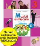 Manual. Muzica Si Miscare. Clasa a III-a, semestrul al II-lea (contine CD)/Florentina Chifu, Petre Stefanescu