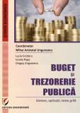 Cumpara ieftin Buget si trezorerie publica: sinteze, aplicatii, teste grila