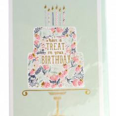 Felicitare - Birthday Cake   The Art File