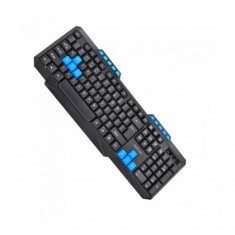 Set Tastatura + Mouse cu fir Astrum KC110