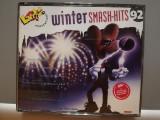 Winter Smash-Hits 92 - Selectii - 2CD (1992/CBS/Germany) - ORIGINAL/NOU/SIGILAT