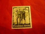 Serie Germania 1938 Deutsches Reich - Alipirea Austriei ,1 val.