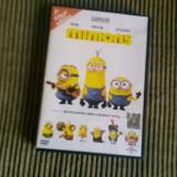 DVD Minions (Minionii) dublat in limba romana, universal pictures