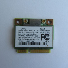 Atheros AR5B125 Mini Pci-E wifi Card