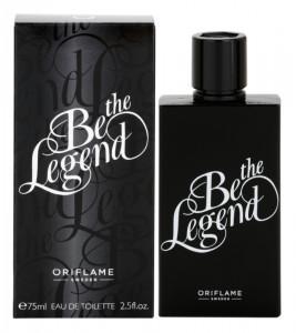 Apă de toaletă Be the Legend (Oriflame)