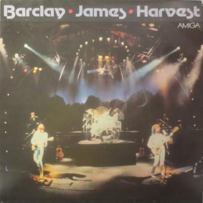 VINIL Barclay James Harvest – Barclay James Harvest (VG+) foto