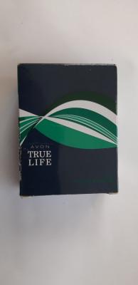 APA DE TOALETA TRUE LIFE  - 50 ml - AVON foto