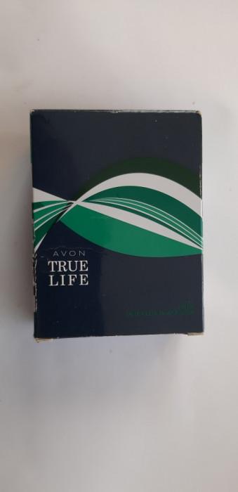APA DE TOALETA TRUE LIFE  - 50 ml - AVON