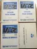 LADA, Manual de reparatii + Catalog piese schimb (doua volume) +Codificator...