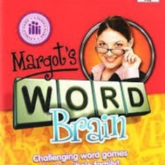Joc PS2 Margot s Word Brain