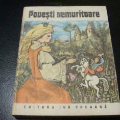 Povesti nemuritoare volumul 16 - ( 1980 )