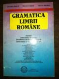 Gramatica limbii romane- Silvestru Boatca, Marcel Crihana