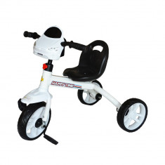 Tricicleta cu pedale, muzica si lumini Happy Time