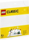 Cumpara ieftin LEGO Classic, Placa de baza alba 11010