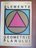 Elemente de geometrie a planului-Lidia Cohal, Alice Corduneanu