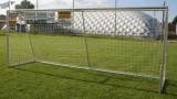 Poarta fotbal portabila Aluminiu, Dimensiune poarta 7,32 x 2,44 m cu plasa