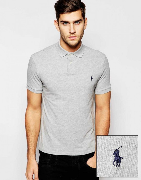 Tricou POLO Ralph Lauren  Skinny Fit  L
