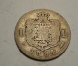 1 leu 1884
