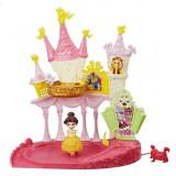 PAPUSICA PRINTESA BELLE CU RING DE DANS, Disney Princess