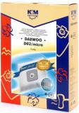 Sac aspirator Daewoo RC300, sintetic, 4X saci, KM, K&m