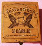 Cutie  de   tigari  Havanitos